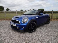 2012 MINI ROADSTER 2.0 COOPER SD 2d 141 BHP £8490.00