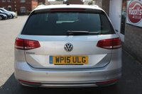 USED 2015 15 VOLKSWAGEN PASSAT 2.0 SE BUSINESS TDI BLUEMOTION TECHNOLOGY 5d 148 BHP