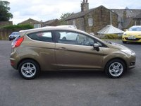 USED 2012 62 FORD FIESTA 1.6 Powershift Zetec FULL HISTORY & LOW MILES