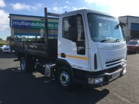 USED 2008 08 IVECO-FORD EUROCARGO 75E 150 TIPPER