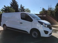 2016 VAUXHALL VIVARO 1.6 CDTI 2900 L2H1 P/V 5dr CLEAN READY TO WORK LOW MILEAGE VAN £9000.00
