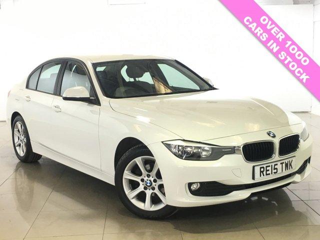 View our 2015 15 BMW 3 SERIES 2.0 316D ES 4d AUTO 114 BHP