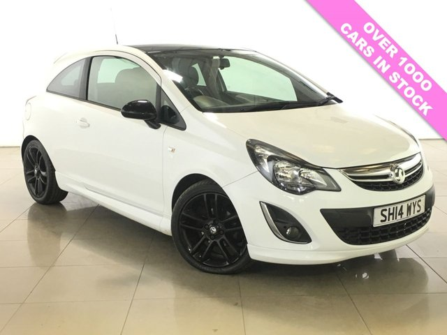 View our 2014 14 VAUXHALL CORSA 1.2 LIMITED EDITION 3d 83 BHP