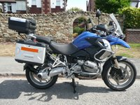 2009 BMW R SERIES 1170cc R 1200 GS  £5495.00