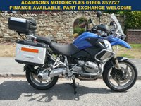 USED 2009 09 BMW R SERIES 1170cc R 1200 GS  Great history,Hard luggage,Superb Spec,