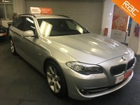 USED 2011 11 BMW 5 SERIES  523i (3.0) SE TOURING AUTO ESTATE PETROL UK DELIVERY* RAC APPROVED* FINANCE ARRANGED* PART EX