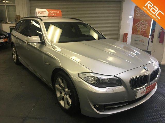 2011 11 BMW 5 SERIES  523i (3.0) SE TOURING AUTO ESTATE PETROL