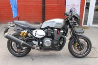 USED 2016 65 YAMAHA XJR 1300 Cafe Racer A stunning bit of kit ! Finance Available.