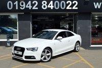 2012 AUDI A5 1.8 TFSI S LINE 2d AUTO 168 BHP £12495.00