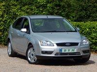 2007 FORD FOCUS 1.6 GHIA 5d 100 BHP £2870.00