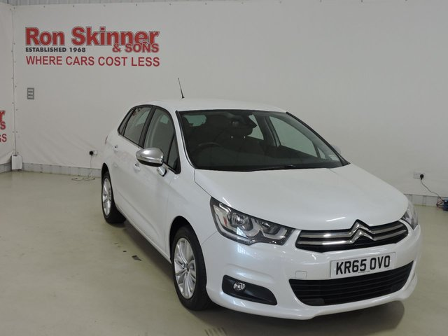 View our 2015 65 CITROEN C4 1.6 BLUEHDI FLAIR S/S 5d 118 BHP