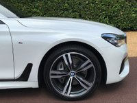 USED 2017 17 BMW 7 SERIES 3.0 740d M Sport Sport Auto xDrive (s/s) 4dr MEGA SPEC WITH FACTORY EXTRAS