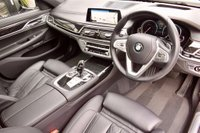 USED 2018 68 BMW 7 SERIES 3.0 740d M Sport Sport Auto xDrive (s/s) 4dr MEGA SPEC WITH FACTORY EXTRAS