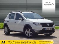 USED 2015 15 DACIA SANDERO 1.5 STEPWAY AMBIANCE DCI 5d 90 BHP ONE OWNER,FULL SERVICE HISTORY