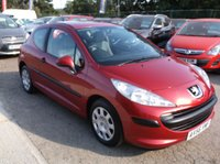 USED 2006 56 PEUGEOT 207 1.4 URBAN 3d 73 BHP ****Great Value economical reliable family car with  service history, drives superbly****