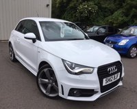 USED 2012 12 AUDI A1 2.0 TDI S LINE BLACK EDITION 3d 143 BHP