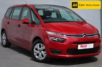 USED 2015 65 CITROEN C4 GRAND PICASSO 1.6 BLUEHDI VTR 5d 98 BHP TOUCH SCREEN + BLUETOOTH
