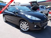 USED 2012 12 PEUGEOT 207 1.6 HDI CC GT 2d 112 BHP 1.6 HDI DIESEL BELOW AVERAGE MILES FOR YEAR,FULL SERVICE HISTORY.