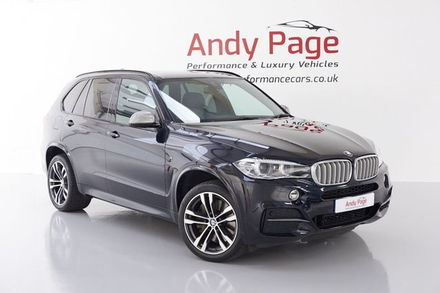 2015 65 BMW X5 3.0 M50D 5d AUTO 376 BHP 7 SEATER