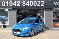 USED 2014 14 FORD FIESTA 1.0 ZETEC S 3d 124 BHP FULL LEATHER PACK