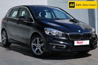 USED 2015 64 BMW 2 SERIES 2.0 218D LUXURY ACTIVE TOURER 5d 148 BHP BLUETOOTH + LUXURY PACK