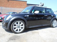 USED 2003 53 MINI HATCH COOPER 1.6 COOPER S 3d 161 BHP ONE FORMER KEEPER FROM NEW