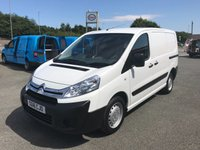 2016 CITROEN DISPATCH 1000 L1 H1 ENTERPRISE 1.6 HDI 90 SWB £8995.00