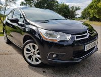 USED 2013 62 CITROEN DS4 1.6 HDI DSTYLE 5d HALF LEATHER CLIMATE