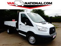 2016 FORD TRANSIT  2.0 TDCi 350 L2H1 1-Way Tipper RWD (TWIN WHEELS ONE STOP BODY) £17890.00