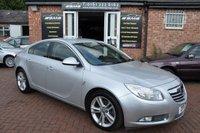 2011 VAUXHALL INSIGNIA 2.0 SRI CDTI 5d AUTO 158 BHP £4195.00