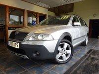 2007 SKODA OCTAVIA 2.0 SCOUT FSI 5d 150 BHP £5450.00