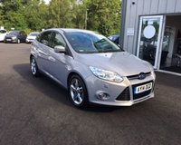 USED 2014 14 FORD FOCUS 1.6 TITANIUM X ECOBOOST 180 BHP THIS VEHICLE IS AT SITE 1 - TO VIEW CALL US ON 01903 892224