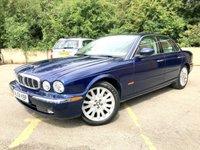 2004 JAGUAR XJ 3.6 V8 SE 4d AUTO 262 BHP GOOD HISTORY £3990.00
