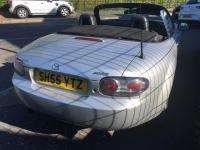 USED 2005 55 MAZDA MX-5 1.8 Convertible 2dr Petrol Manual (174 g/km, 124 bhp) Needs an engine! Trade sale