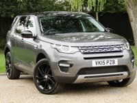 2015 LAND ROVER DISCOVERY SPORT 2.2 SD4 HSE 5d AUTO 190 BHP PANORAMIC GLASS ROOF £24990.00