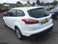 USED 2014 63 FORD FOCUS  1.6 TDCi Edge 5dr £30.00 RFL; 76.3 mpg