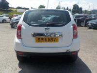 USED 2014 14 DACIA DUSTER 1.5 dCi Ambiance 5dr VRT approx €1,792
