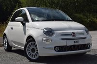 2015 FIAT 500 1.2 LOUNGE 3d 69 BHP £6990.00