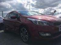 USED 2014 KIA PRO CEED 1.6 CRDi SE Hatchback 3dr Diesel Manual (s/s) (112 g/km, 126 bhp) Top spec sports coupe