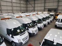 USED 2014 14 VAUXHALL MOVANO 2.3 F3500 L3 H3 CDTI 125 LWB MAXI ROOF VAN FWD A/c Criuse Delivery T,B,A,