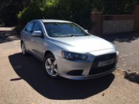 2011 MITSUBISHI LANCER 1.5 GS2 5d 107 BHP PLEASE CALL TO VIEW £2750.00