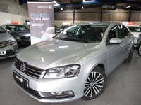 USED 2011 61 VOLKSWAGEN PASSAT 2.0 SPORT TDI BLUEMOTION TECHNOLOGY 4d 139 BHP