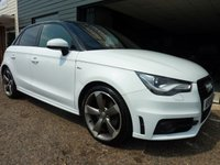 2013 AUDI A1 Special Edition 2.0 TDi Black Edition 5dr £SOLD