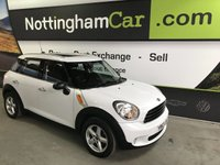 2012 MINI COUNTRYMAN 1.6 ONE 5d 98 BHP £7695.00