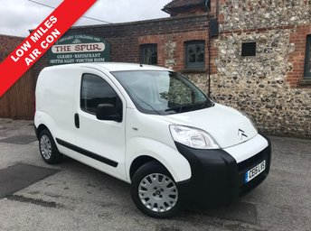 2015 CITROEN NEMO 1.2 660 ENTERPRISE HDI 1d 74 BHP £5995.00