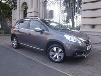 USED 2015 15 PEUGEOT 2008 1.6 E-HDI ALLURE FAP 5d AUTO 92 BHP ****FINANCE ARRANGED***PART EXCHANGE***£0 ROAD TAX*1OWNER**
