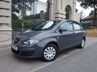 USED 2010 10 SEAT ALTEA 1.9 S TDI 5d 89 BHP ****FINANCE ARRANGED***PART EXCHANGE***AIR CON***