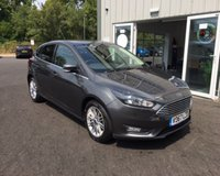 USED 2017 67 FORD FOCUS 1.0 ZETEC EDITION ECOBOOST 125 BHP THIS VEHICLE IS AT SITE 1 - TO VIEW CALL US ON 01903 892224