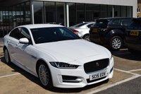 2015 JAGUAR XE 2.0 R-SPORT 4d AUTO 161 BHP £17295.00
