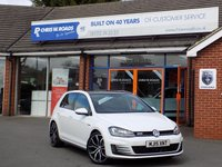 USED 2015 15 VOLKSWAGEN GOLF 2.0 GTD 5dr (180) ** Pan Roof + 19 Inch Alloys **